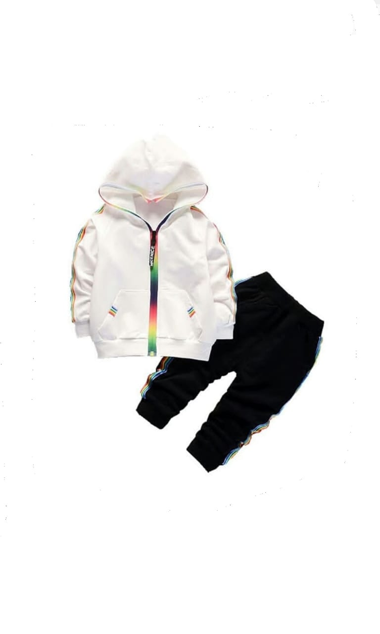 Rainbow Sweater Set (9M-4T)