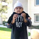 Moms Little Boy Onesie
