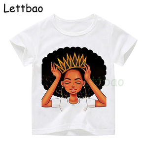 Afro Crown Shirt