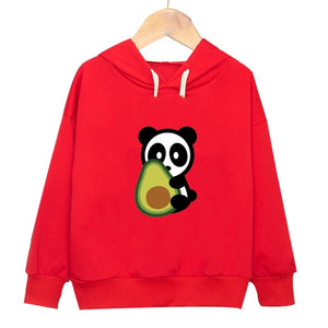 Panda Avocado Sweater