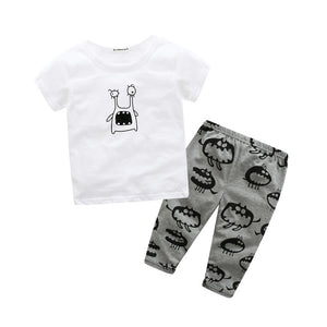 Monster Pants Set