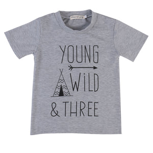 Young Wild & Three (12M-3T)