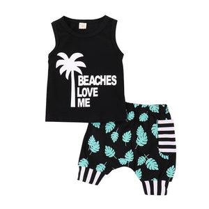 Beaches Love Me Set