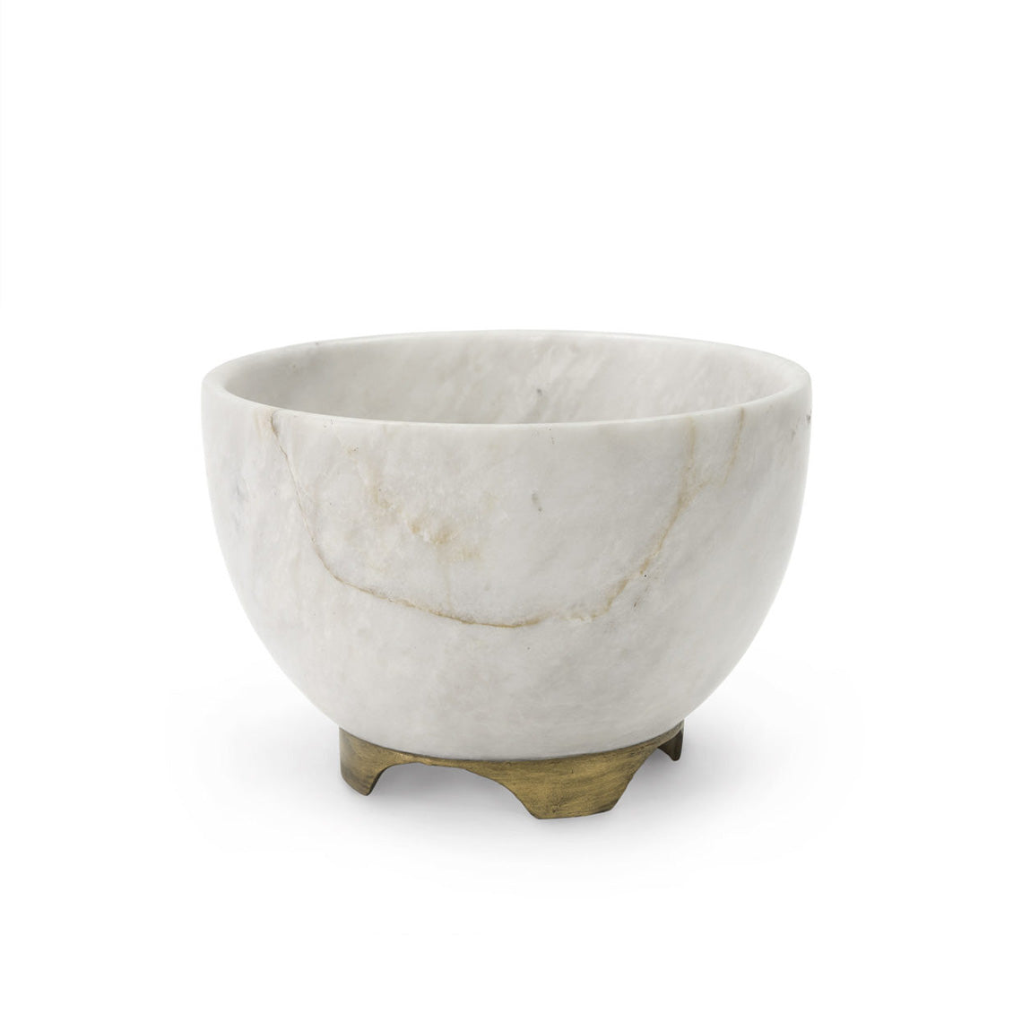 Bianca Marble Bowl, Large