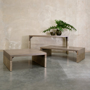 Cavern Coffee Table - Square