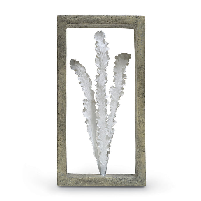 Branch Coral Shadow Box