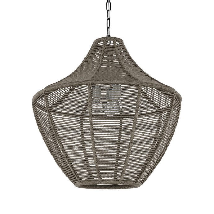 Nantucket Outdoor Chandelier