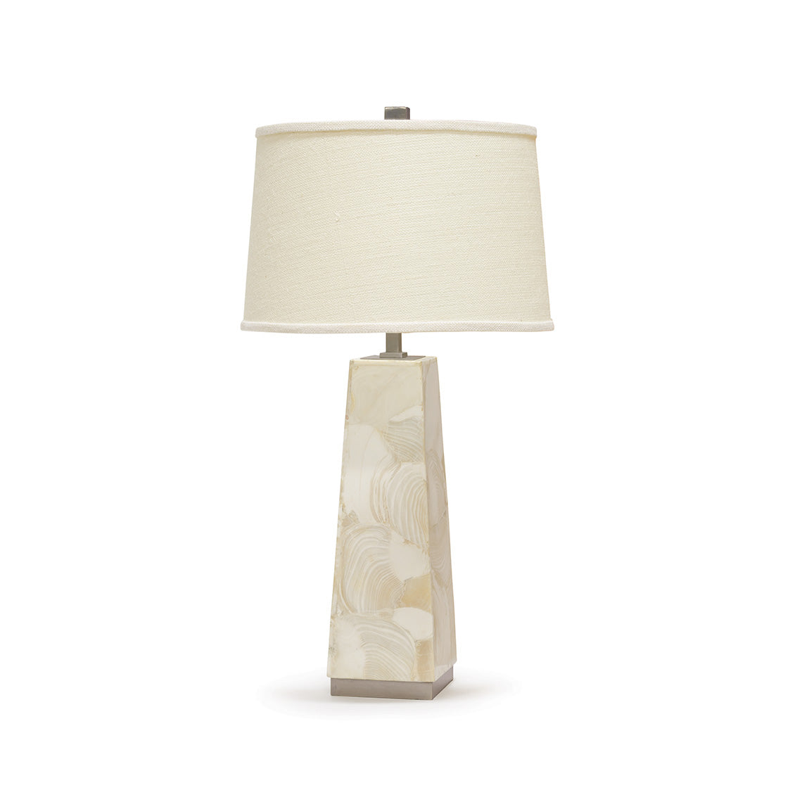 Loren Fossilized Clam Table Lamp