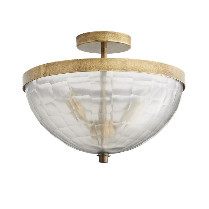 Abbot Semi Flush Mount