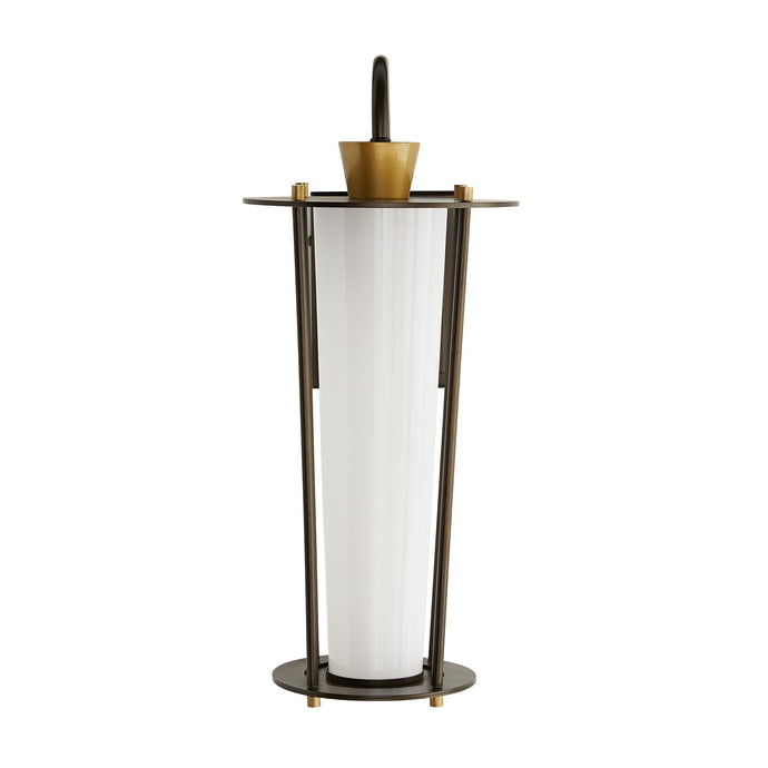 Sorel Outdoor Sconce - Aged Brass