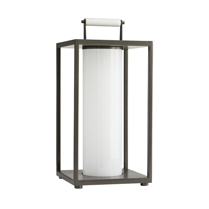 Stetson Outdoor Lantern - Aged Iron