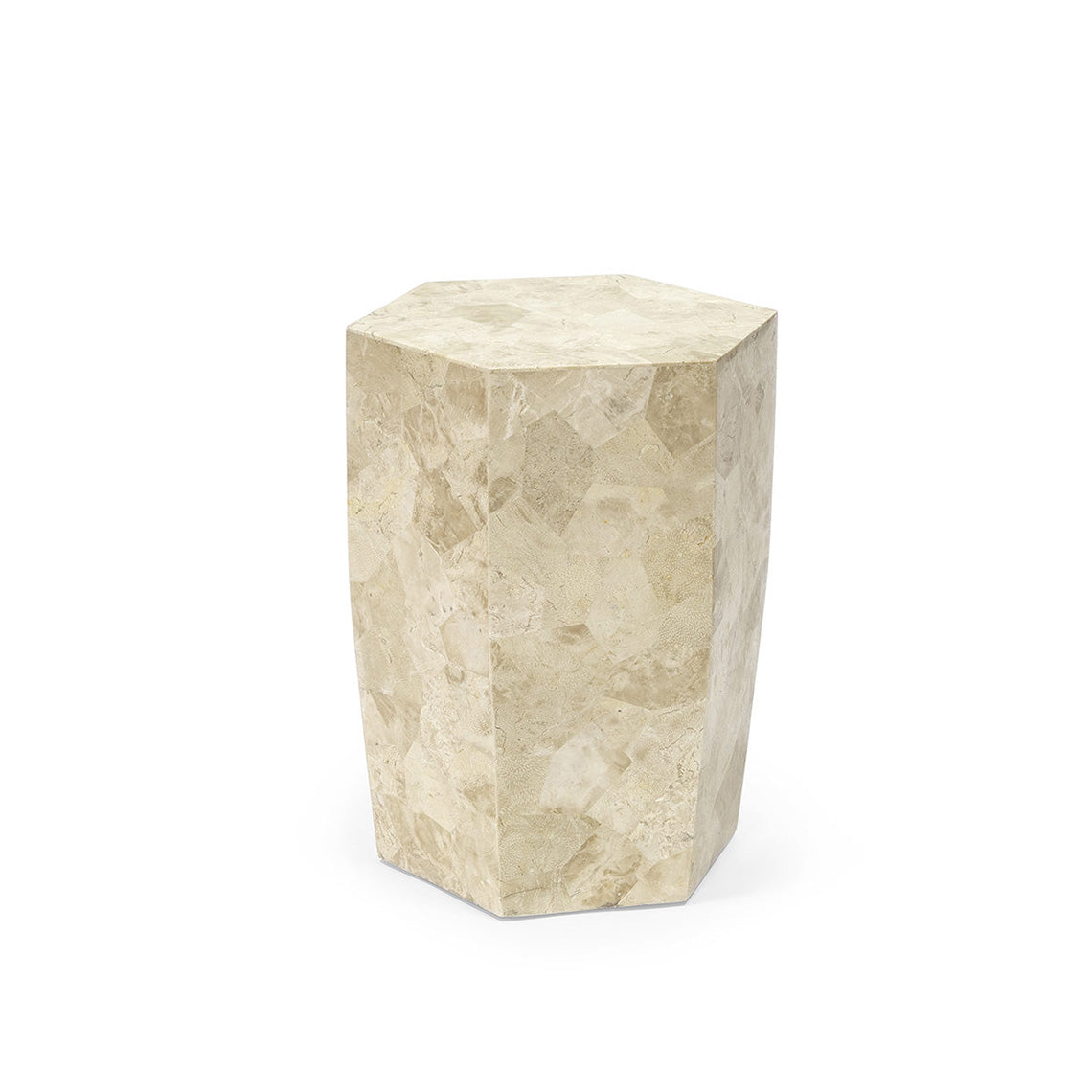 Otama Stone Stool/Side Table