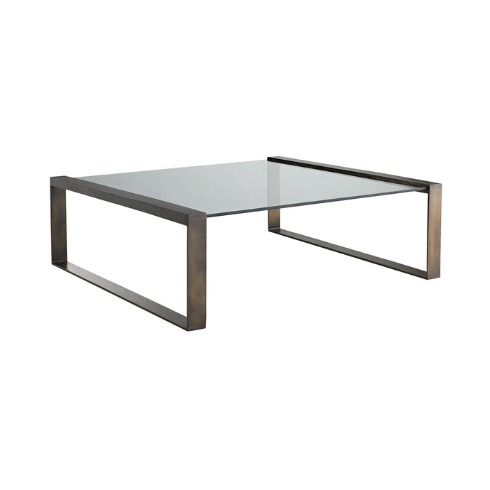 Jocelyn Coffee Table - Bronze