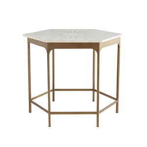 Mae End Table - Boyd Blue