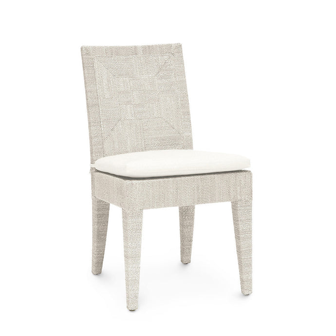 Woodside Dining Chair, White Sand