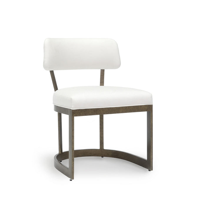 Conrad Side Chair, Gold