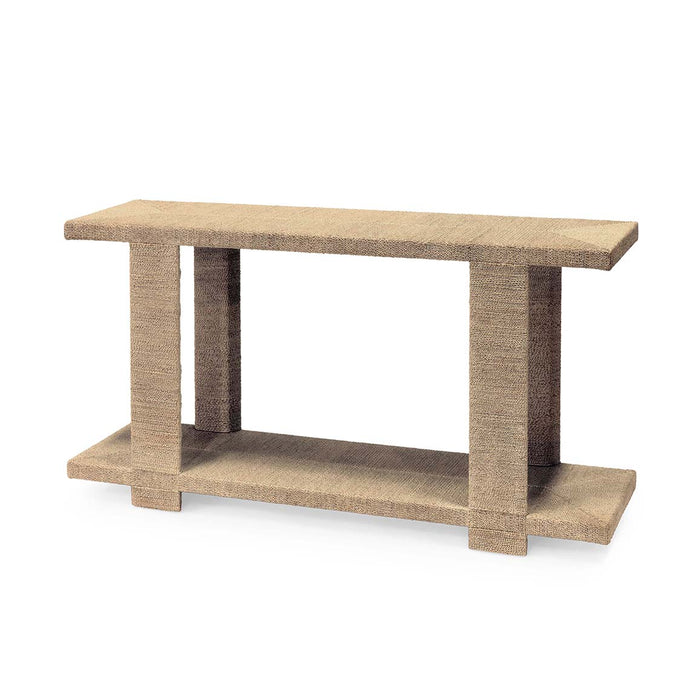 Clint Console Table, Natural