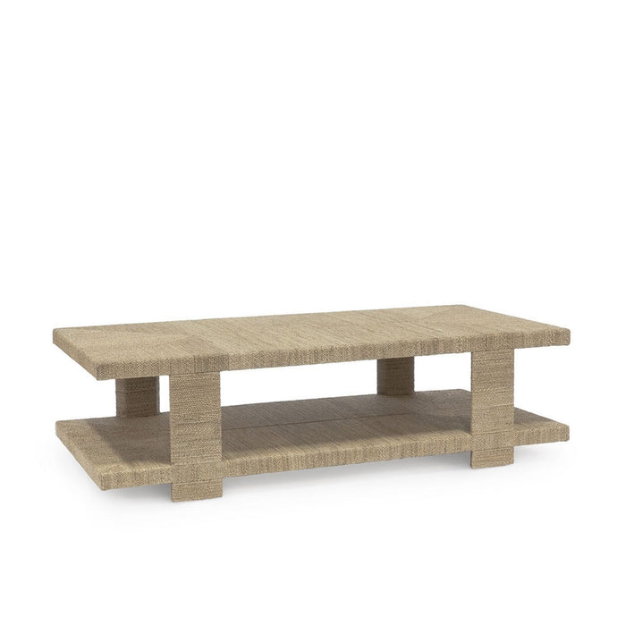 Clint Coffee Table, Natural