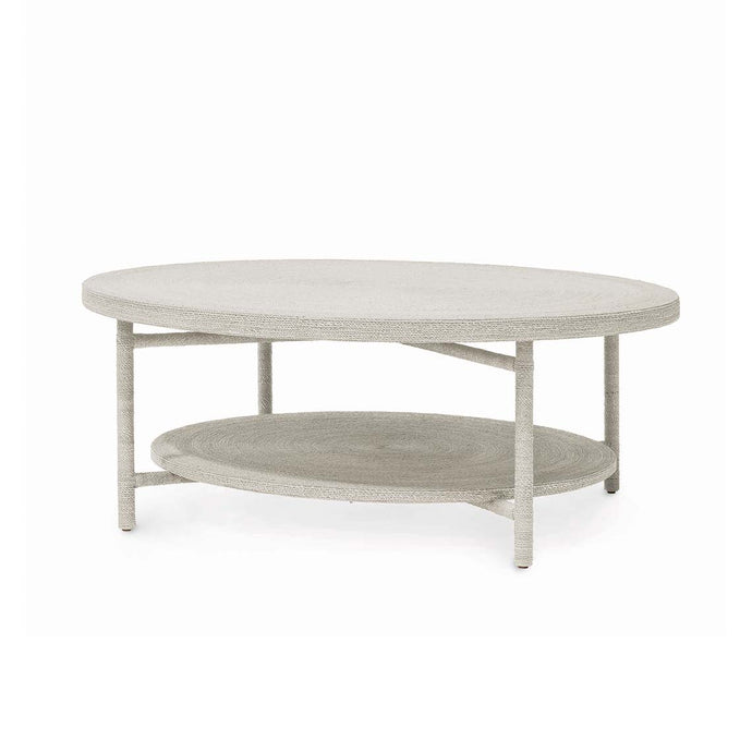 Monarch Coffee Table, White Sand