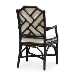 Pavilion Upholstered Arm Chair