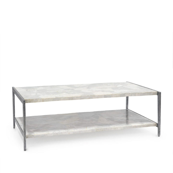 Preston Marble Coffee Table