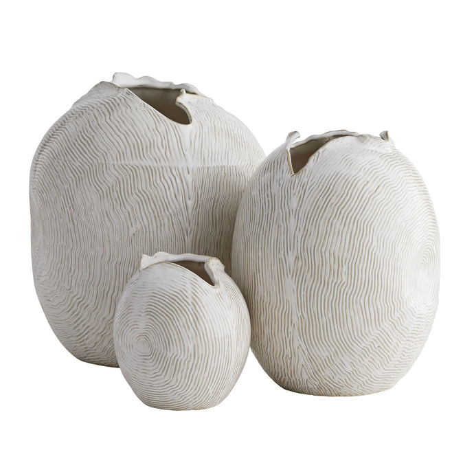 Blume Vases Set of 3