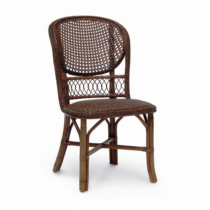 Antique Cane Side Chair