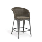"Load image into Gallery viewer, Navy Outdoor 24"" Counter Barstool"