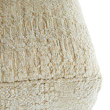 Load image into Gallery viewer, Theo Ottoman Almond Chenille Grey Ash