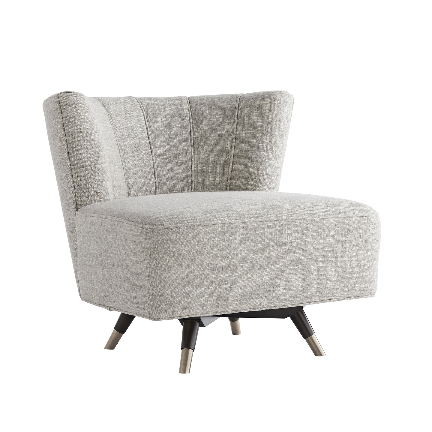 Marion Chair Oyster Linen Grey Ash