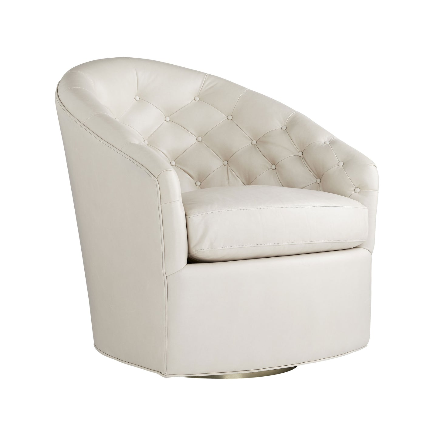 Capri Chair Flint Leather