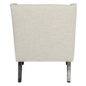 Lennon Slipper Chair - Oatmeal