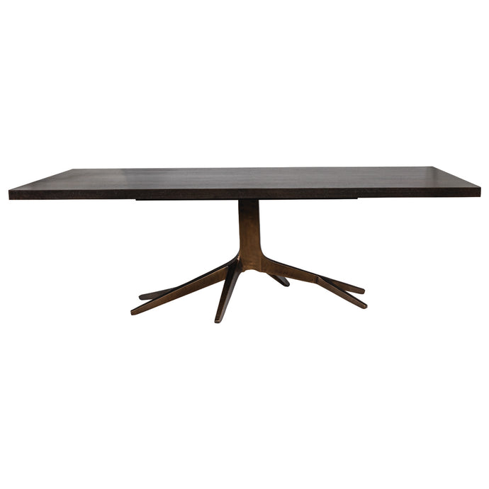 Fifth Avenue Dining Table - Brass