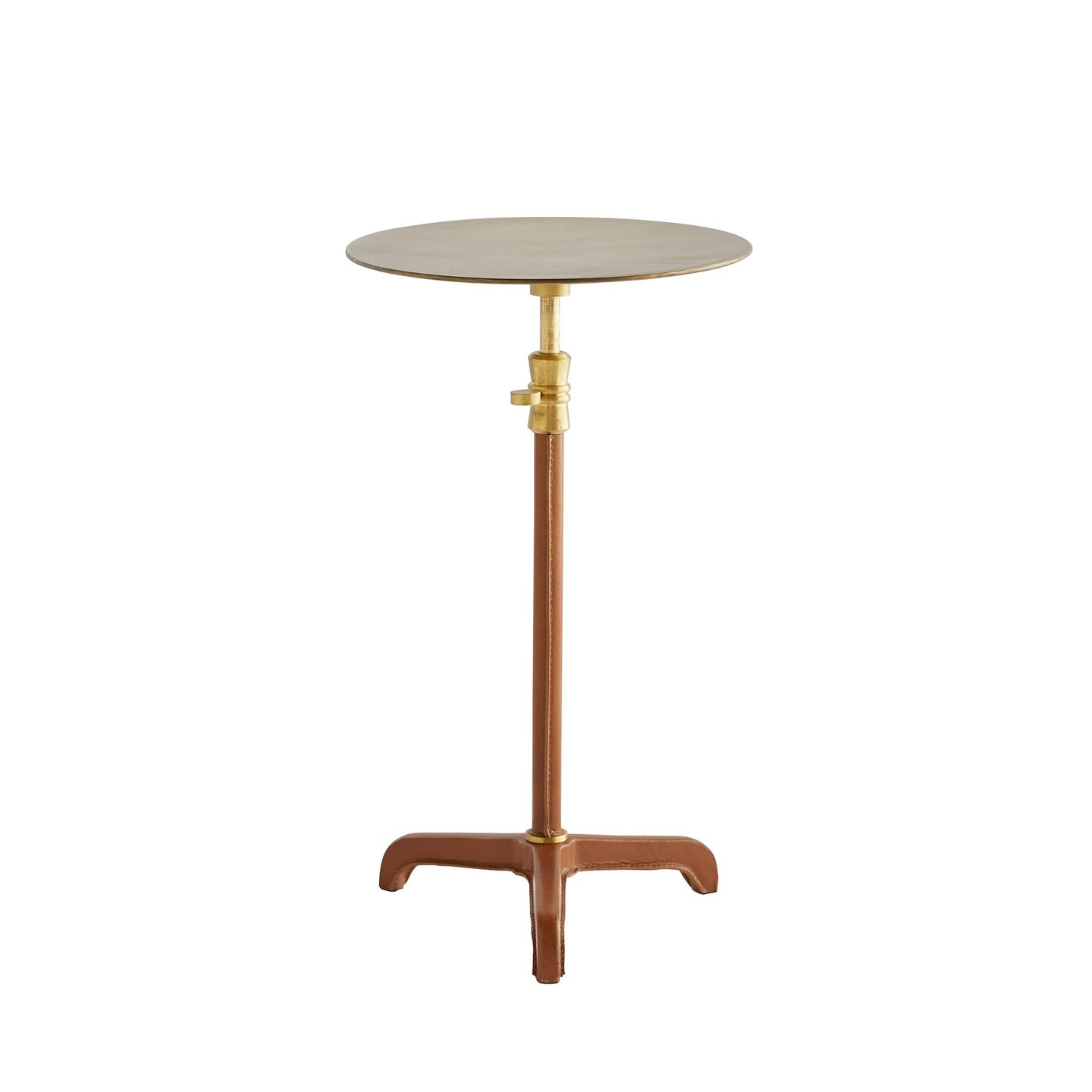 Addison Short Accent Table - Boyd Blue