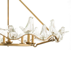 Dove Large Chandelier