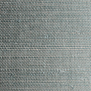 Ethereal Duck Egg Grassweave Wallpaper