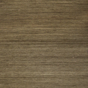 Ethereal Taupe Grassweave Wallpaper