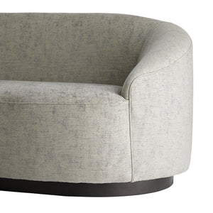 Turner Small Sofa Oyster Jacquard