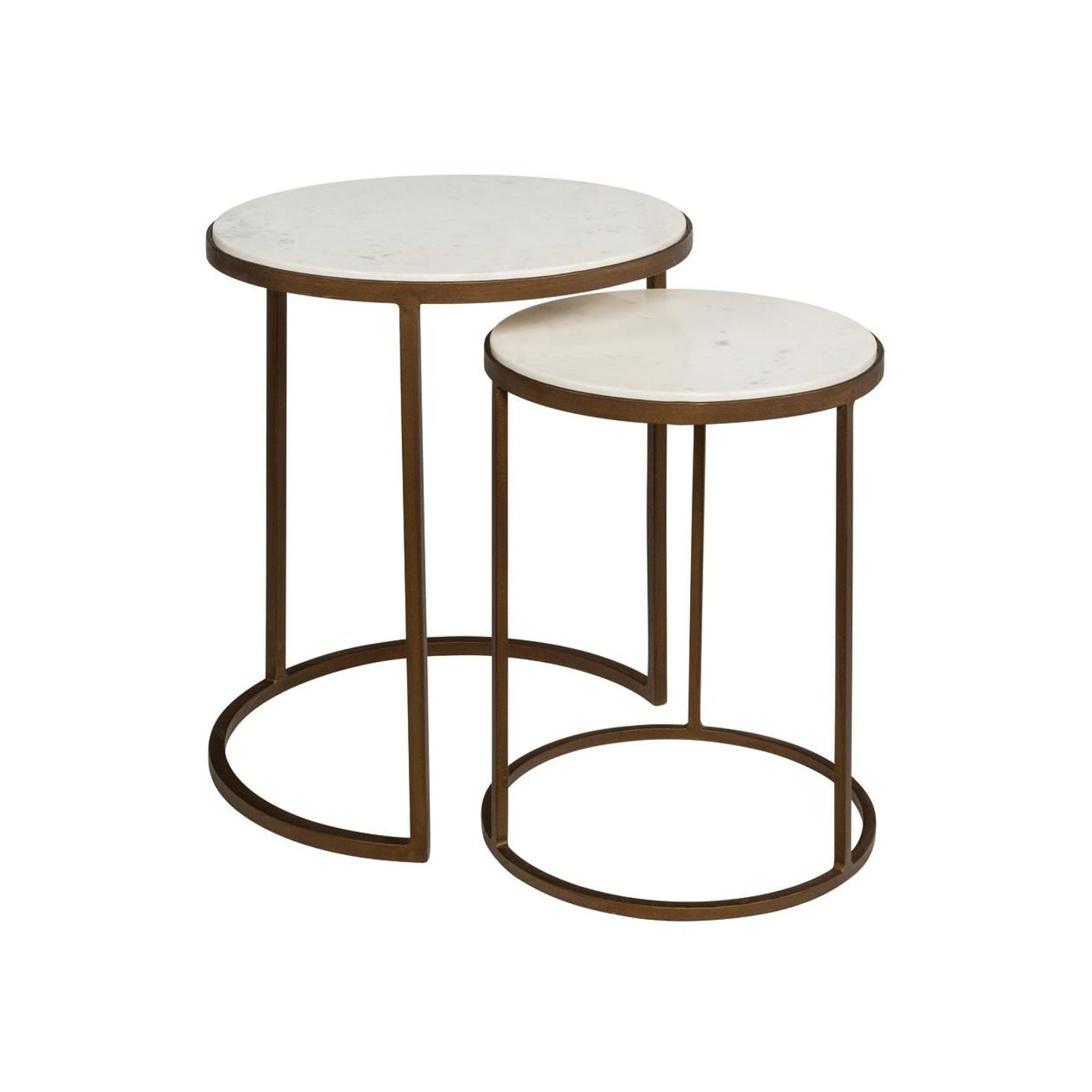 Asha Nested Side Tables