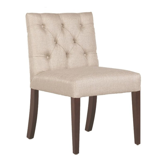 Kate Dining Chair with Low Back - Boyd Blue