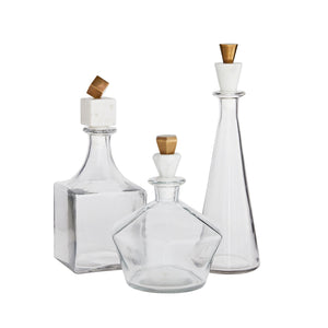 Wilshire Decanters Set of 3