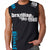 Brazilian Jiu Jitsu Stryker Muscle Sleeveless Shirt