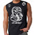 Cobra Kai No Mercy 80's youtube show Karate kid ufc mma striker Muscle Tank Top