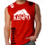 Kenpo Fighting Style Stryker Muscle Sleeveless Shirt