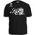 KING MENS ADULT FUNNY T-SHIRT BLACK
