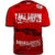 TAKEDOWN FIGHT GEAR MUAY THAI WALKOUT MMA UFC SHIRT RED