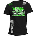 STRYKER IF MMA WAS EASY THEY WOULD CALL IT BOXING UFC T-SHIRT BLACK