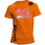 STRYKER IF MMA WAS EASY THEY WOULD CALL IT BOXING UFC T-SHIRT ORANGE