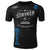 STRYKER THE ORIGINAL MMA CLOTHING COMPANY ADULT SHIRT BLACK