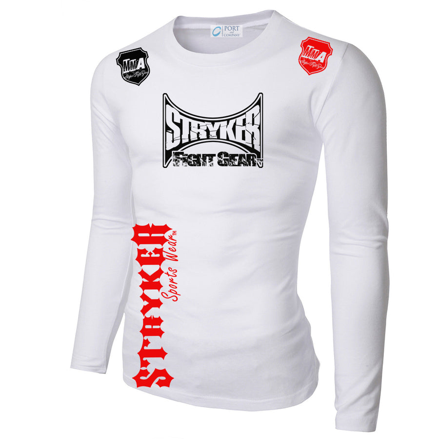 STRYKER SPONSORED LONG SLEEVE MENS SHIRT